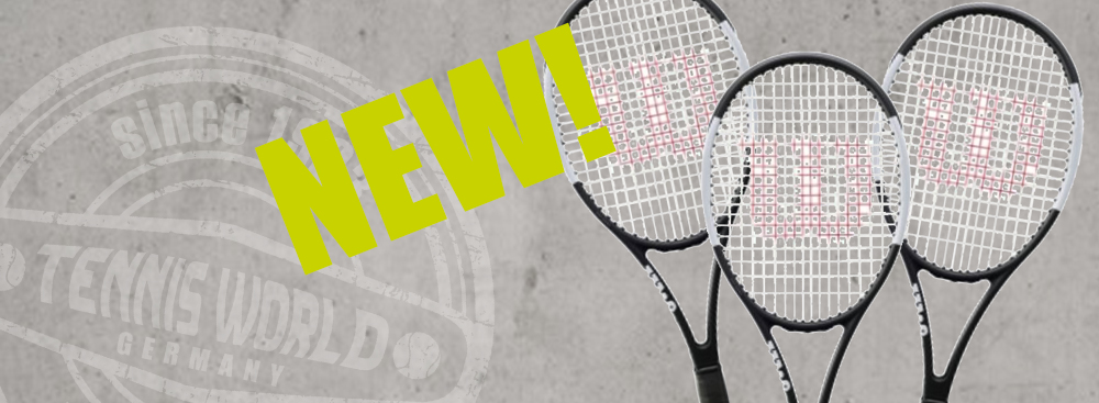 Tennis World Online Shop für Tennis und mehr